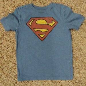 Old Navy collectible size 5T Superman t-shirt